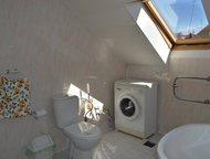 Альметьевск: Продам очень хороший дом Великолепное предложение для постоянного проживания.   Продам жилой, кирпичный дом в посёлке ДОСААФ 170кв. м. , 7соток земли