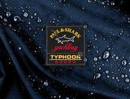 Ангарск: Чёрная куртка от Paul Shark Модный классического стиля смоляного цвета мужской пуховик бренда Paul Shark. Фасон с воротником пошива в спортивном стиле