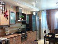 Продаю однокомнатную квартиру Однокомнатная квартира, центр, 3 этаж, 43 кв. , евроремонт, автономное отопление, большая кухня, 2, 1 млн., Армавир - Продажа квартир