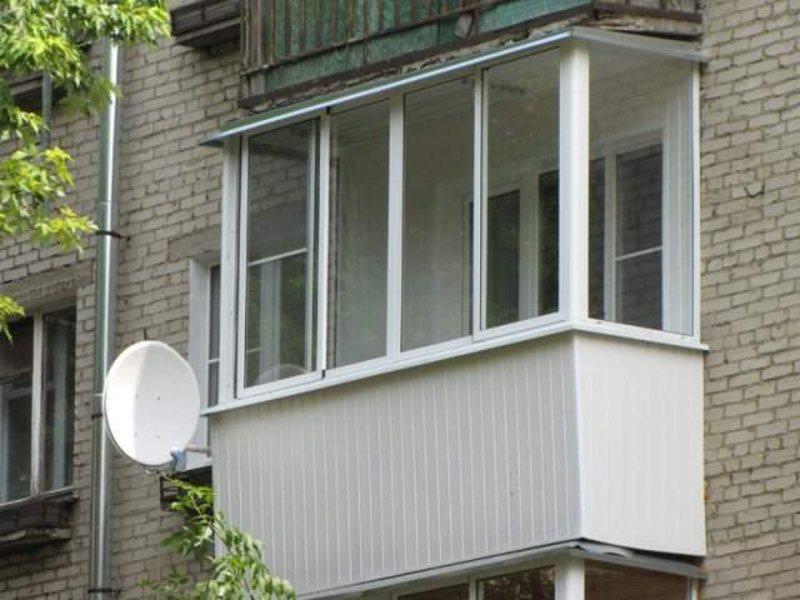 Остекление балконов люберцы - остекление лоджий.