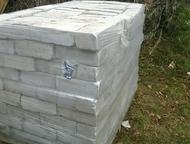 Барнаул: Продаю кирпич белый б/у Продаю кирпич белый б/у, одинарный, в хорошем состоянии, очень крепкий, собранный на поддонах, упакованный пленкой. Цена за шт