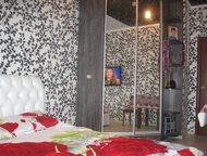 Челябинск: Уютная комната Сдам чистую гостевую комнату- запирается изнутри в своей 3-х комнатной квартире (80 кв. м) для порядочных, соблюдающих чистоту людей. Е