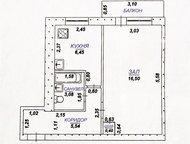 Димитровград: Октябрьская 62 Панельный дом 3-й этаж из 5-ти 1-комнатная квартира   Общая площадь – 32 кв. м.   Жилая комната – 16, 5 кв. м.   Площадь кухни – 6, 5 к
