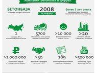 Ангарск: Франшиза БетонБаза - Торговля строительным бетоном Франшиза БетонБаза - это Торговый Дом при бетонном заводе. Он присоединяется к бетонному предприяти