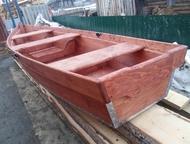 Москва: Лодка деревянная Продам лодку деревянную с усиленным транцем под мотор до 9л. с. , дл 4. 0м. , ширина 110см. , высота борта 40см. , весла с уключинами