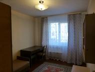 Екатеринбург: собственник сдает комнату на длительный срок ЖЕНЩИНЕ, можно 2м, ПОСЛЕ РЕМОНТА на высоком первом этаже, окно выходит во тихий двор, в чистой уютной 3 к