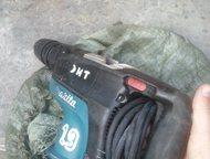 Перфоратор б/у Продаю перфоратор Makita HR4001C. Состояние отличное.   Характеристике смотрите в интернете или звоните., Гатчина - Строительство и ремонт - разное
