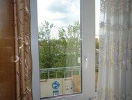 Гатчина: Квартира в М, Верево Продам 1 комн. квартиру в кирпичном доме. 4/ 5, общ. 31. 7 (18. 6) кух. 5. 5. СУС, стеклопакеты, балкон, газ, холодное, горячее в