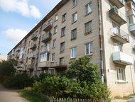 Квартира в М, Верево Продам 1 комн. квартиру в кирпичном доме. 4/ 5, общ. 31. 7 (18. 6) кух. 5. 5. СУС, стеклопакеты, балкон, газ, холодное, горячее в, Гатчина - Продажа квартир
