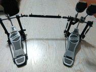 Продам двойную педаль (кардан) Mapex P380A Продам двойную педаль (кардан) Mapex P380A., Хабаровск - Музыка, пение