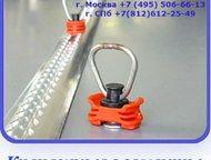 Такелажная алюминиевая рейка для крепления груза Алюминиевая такелажная рейка, крепежная направляющая , крепежный профиль, профиль для крепления или з, Хабаровск - Автомагазины (предложение)