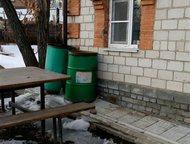 Продам дом с земельным участком Двухэтажный кирпичный дом 60 кВ. м на участке 12 соток с электричеством, электробатареи, камин, пластиковые окна, ремо, Хабаровск - Загородные дома