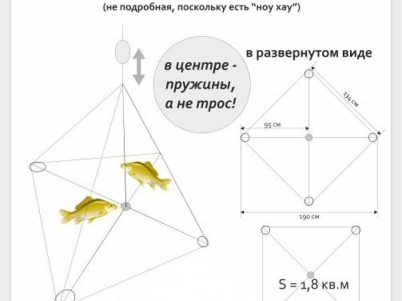 Хапуга рыболовный зонт изготовить своими руками 38