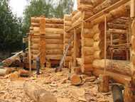 Ханты-Мансийск: Срубы из кедра ручной рубки Принимаем заказы на изготовление рубленных срубов для бань и домов, теремов и коттеджей из сибирского кедра. Крупные диаме