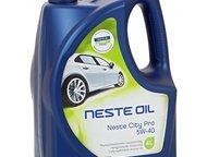 Моторное масло neste Полностью синтетическое моторное масло нового поколения. В его разработке приняты во внимание специальные требования новейших усо, Астрахань - Масла моторные
