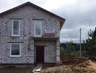 Продам дом Продаётся дом в Ягуле, напротив коттеджного поселка Европа из газобетонных блоков Uniblock. Строился строго по индивидуальному проекту проф, Ижевск - Купить дом
