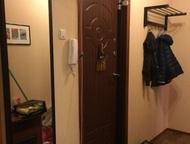 Сдам квартиру 1к на Труда Квартира меблированная. Большая кухня, есть кухонный гарнитур, холодильник, стол, посуда. Хороший ремонт ванной. В комнате б, Ижевск - Снять жилье