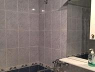 Ижевск: Сдам квартиру 1к на Труда Квартира меблированная. Большая кухня, есть кухонный гарнитур, холодильник, стол, посуда. Хороший ремонт ванной. В комнате б