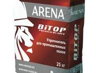Сухая смесь «BiTop Premium» BiTop Premium – сухая затирочная напольная смесь, применяемая в промышленных условиях, где напольное покрытие подвержено и, Ижевск - Строительные материалы