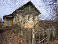 Бревенчатый дом в деревне, с возможностью зимнего проживания, недалеко от Волги, 270 км от МКАД Объект расположен в деревне Серково, 270 км от МКАД. М, Ярославль - Загородные дома