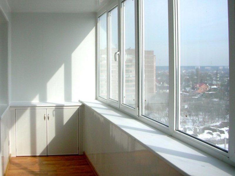 Остекление балконов и лоджий - балконский - балконы и лоджии.