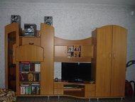 Продам набор мебели для общей комнаты Олимп Продам набор мебели для общей комнаты Олимп. Отличное состояние. Длина 3157 см. Высота 2026 см. Торг., Кемерово - Мебель для гостиной