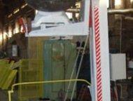 Дежеподъемник ДП-2М Дежеподъемник ДП-2М предназначен для подъема и опрокидывания подкатных деж с тестом вместимостью 330л. , 140л. и любых других деж., Кемерово - Разное