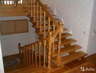 Кемерово: Деревянные лестницы Изготавливаем лестницы и лестничные ограждения из массива любой древесины , цена лестниц зависит от количества ступенек, сложности