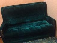 Продам диван недорого Продам диван недорого. В хорошем состоянии. Раскладной, Есть место под белье. Вывоз Ваш. Центральный район., Кемерово - Мягкая мебель
