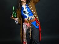 Лучший Капитан Джек Воробей в Кемерово По-настоящему интересные программы для любого возраста ваших детей! Никаких подделок - все настоящее:    - Капи, Кемерово - Организация праздников