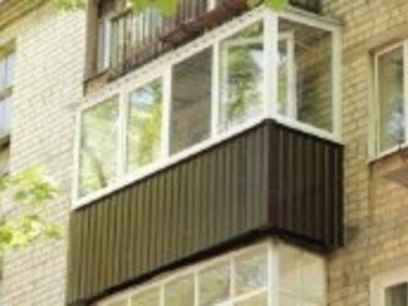 Как сделать внешнюю отделку балкона своими руками балконы дл.