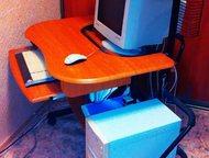 Красноярск: Стол компьютерный Продам стол компьютерный, б/у, в очень хорошем состоянии.