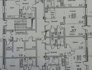 Продам квартиру от подрядчика Срочно продам 2-ую квартиру ж/к Озеро Парк (Норильская дом. 3) от подрядчика ! 57, 10 кв. м, этаж 12-ый . Чистовая отдел, Красноярск - Продажа квартир