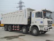 Красноярск: Shacman Shaanxi SX3315DT366 2013 г, 8*4 Снаряженная масса, (кг)19800  Габаритные размеры, мм9976x2500x3350  Объем кузова, (м3)35, 0 м3 (7600х2300х2