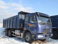 Красноярск: Самосвал FAW CA3252P2K2T1A Тип кабиныFAW J5P  РазмерыДлина (мм)8 800Ширина (мм)2 490Высота (мм)3 200  Колёсная база (мм)4 200 + 1 350Клиренс (