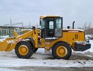 Красноярск: Фронтальный погрузчик XCMG LW300FN Грузоподъемность3000 кг  Объем ковша1. 8 м3  Высота выгрузки2892 мм  Дальность выгрузки1104 мм  Макс. вырывное