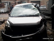 Продам аварийный авто Tayota isis 2007г. битый,, Красноярск - Битые авто