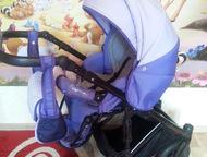 Красноярск: Продам коляску 3 в 1 Tutis Willy Way (аналог Zippy) Коляска 3 в 1 Tutis Willy Way (аналог Zippy) в хорошем состоянии.   Цвет универсальный, подойдет к