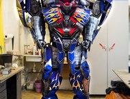 Иркутск: Купить костюм трансформера - готовый бизнес с быстрой окупаемостью Начните свое дело в сфере праздников! Готовый бизнес с проектом Роботы. Трансформе