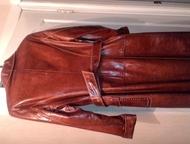 Ленинск-Кузнецкий: плащ кожаный продам плащ кожаный натуральный женский лаковый 46 размер 3 тысячи немного б/у 89502644920 Ада