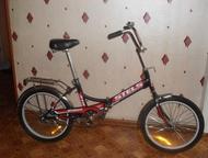 велосипед Stels Продам велосипед в отличном состояние, легко складывается., Ленинск-Кузнецкий - Купить велосипед