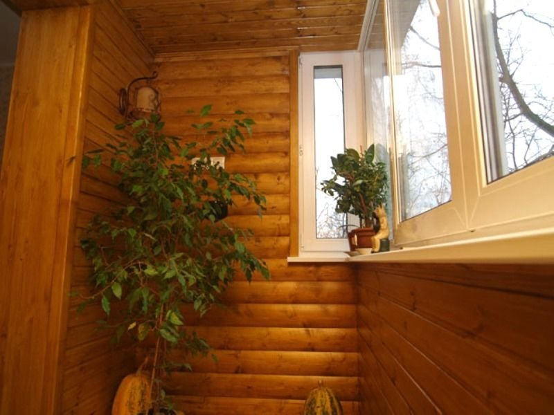 Отделка балконов в хрущевке: интересные идеи дизайна.