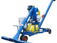Протравливатель семян ПС-20 Протравливатель семян камерный ПС-20 представляет собой автоматическую самопередвижную машину с электроприводом основных м, Миасс - Опрыскиватель (удобрятель)