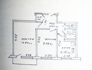 Недорогая двухкомнатная квартира в Серебрянке Продается недорогая двухкомнатная квартира на пр. Рокоссовского, 19. Квартира чистая и аккуратная. 5-й э, Минск - Продажа квартир