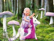 Кукла Беби бон Фея такая красивая Такого подарка не сможет отказаться ни одна девочка. С этой игрушкой можно придумывать самые интересные игры.     Ос, Иркутск - Детские игрушки