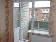Энгельс: 1-ком, кв ул, Ломоносова, 28 (44 м?) Продается 1 комн. квартира в доме новой постройки. В квартире большая комната с стандартными пластиковыми окнами