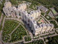 Москва: 2-комнатная квартира в Подмосковье Продается без посредников, 2-комнатная квартира в Одинцово, в новом жилом микрорайоне «Одинбург». Площадь квартиры: