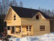 Новокузнецк: Дома от производителя, Строительство под материнский капитал У вас есть материнский капитал, и Вы задумались о строительстве своего дома из бруса? При