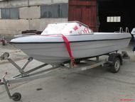 Лодка пластиковая, Касатка 5, 20 Изготовление пластиковых лодок касатка 5. 20 на заказ! Срок изготовления 10-15 дней.   Длина лодка 5 метров и 20 сант, Волгоград - Мото