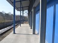 Екатеринбург: Складское помещение, 1130 м² Сдаётся отапливаемое складские помещения 1130м2. Ворота 2, 5х2, 5м - 4 шт. Автомобильная, железнодорожные рампы. Кру